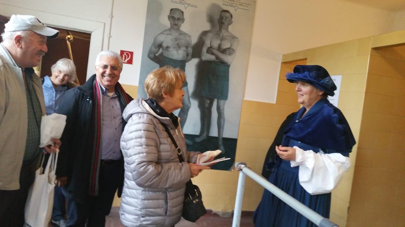 Tagesausflug nach Lüneburg am 14. November 2018 mit Besuch des Deutschen Salzmuseums